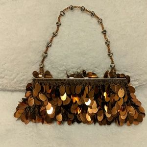 Vintage Copper purse